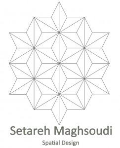 Logo Setareh Maghsoudi